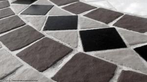 Rosone - Pavimento esterno