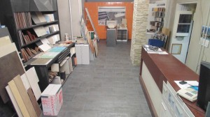 Area Idraulica e pronto a magazzino - Idroceram Genova