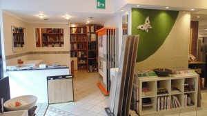 Showroom Idroceram - Arredo Bagno, pavimenti e rivestimenti Genova