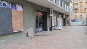Ingresso Showroom Idroceram - Arredo Bagno Genova